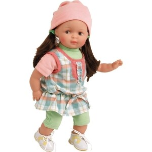 Кукла мягконабивная SCHILDKROET Ханна русая 36 см, (4337726GE_SHC)