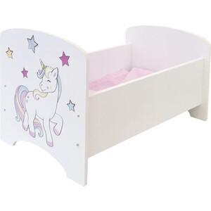 Кровать PAREMO серии Мимими, Крошка Лали, (PFD120-95)