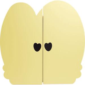 Кукольный Шкаф PAREMO цвет: нежно-желтый, (PFD120-27)
