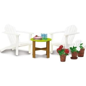Мебель для домика Lundby Смоланд Садовый комплект, (LB_60304900)