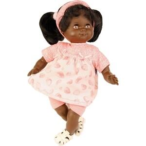 Кукла мягконабивная SCHILDKROET Санни темнокожая 32 см, (5132852GE_SHC)