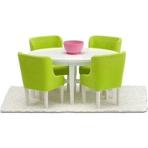 Кукольная мебель Lundby Смоланд Обеденная группа, (LB_60209000)