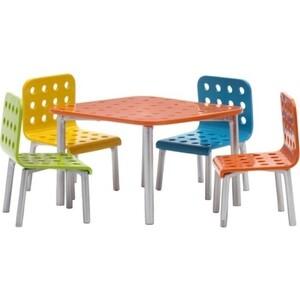 Набор Lundby Мебель для домика террасы, (LB_60905000)