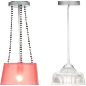 Освещение для домика Lundby Две потолочные люстры, (LB_60604300)