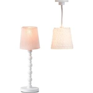 Освещение для домика Lundby Торшер и люстра с абажурами, (LB_60604000)