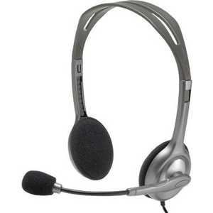 Logitech Stereo Headset H110 (981-000271)