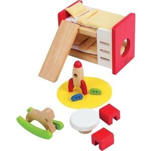 Мебель для домика Hape Детская комната, (E3456_HP) детская комната легенда 10