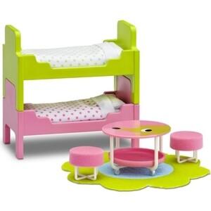 Мебель для домика Lundby Смоланд Детская с 2 кроватями, (LB_60209700)