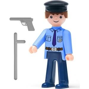 Фигурка полицейского EFKO 8 см с аксессуарами, (30213EF-CH)