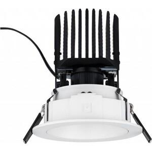 Светильник Paulmann Встраиваемый светодиодный Premium Luca 92652 встраиваемый светильник paulmann premium line 17943