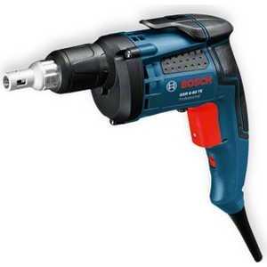 Купить со скидкой Сетевой шуруповерт Bosch GSR 6-60 TE (0.601.445.200)