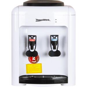Кулер для воды Aqua Work AW 0.7TKR (бело-черный), только нагрев, настольный aqua work aw 16t еn white