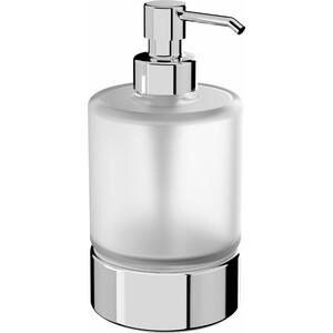 Дозатор для жидкого мыла Inda Mito хром (A20060CR21)
