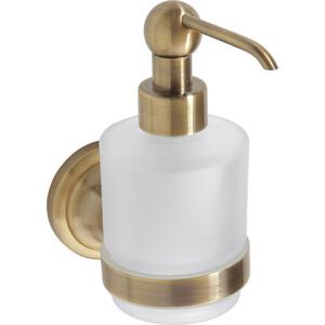 Дозатор для жидкого мыла Bemeta Retro Mini бронза (144109107)