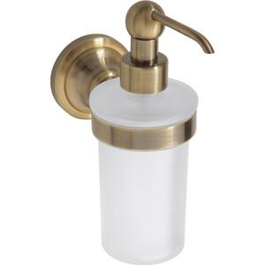 Дозатор для жидкого мыла Bemeta Retro бронза (144109017)