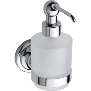 Дозатор для жидкого мыла Bemeta Retro Mini хром (144309102)