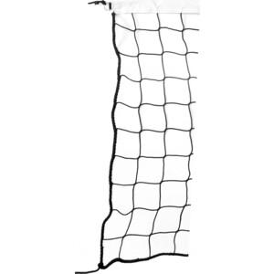 Сетка для пляжного волейбола El Leon De Oro арт. 14449075000, черн., 8.5х1м, нить 3мм ПП, черный