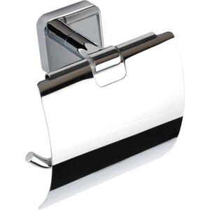 Держатель туалетной бумаги Bemeta Tasi с крышкой (154112012)