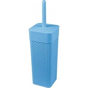 Комплект для туалета Plast Team WC Oslo туманно-голубой