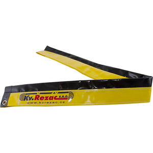 Карманы для антенн Kv.Rezac арт. 15175206001, на липучках, желто-черные
