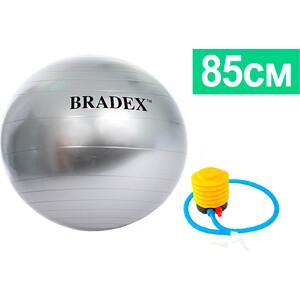 Мяч для фитнеса Bradex SF 0381 антивзрыв 85 см с насосом