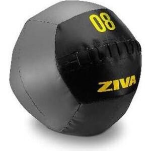Набор медболов ZIVA из 5 набивных мячей Wall Ball 2-10 кг (шаг 2 кг)