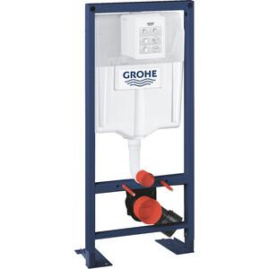 Инсталляция Grohe Rapid SL для унитаза усиленная (38584001) инсталляция grohe rapid sl для унитаза усиленная 38584001