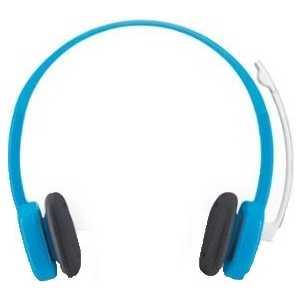 Logitech H150 blue (981-000368) крепление logitech 939 001498