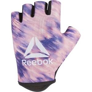 Перчатки для фитнеса Reebok RAGB-13625 (розовый) размер L