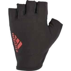 Перчатки для фитнеса Adidas женские Red - L
