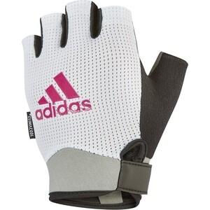 Перчатки для фитнеса Adidas ADGB-13244 White - M