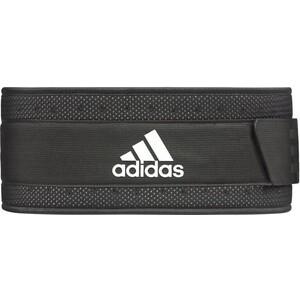 Пояс тяжелоатлетический Adidas (нейлон, полиэстер), разм M, арт. ADGB-12286