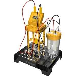 Набор для экспериментов Bresser Junior Часы на жидкостном аккумуляторе
