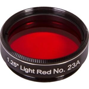 Светофильтр Bresser Explore Scientific светло-красный №23A, 1,25 светофильтр explore scientific светло синий 82a 1 25