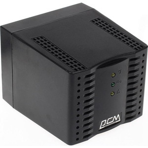 Стабилизатор напряжения PowerCom TCA-3000 стабилизатор напряжения powercom tca 2000 1000вт 2000ва черный