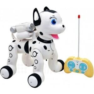 Радиоуправляемая собачка Zhorya далматинец, белый - 1034A