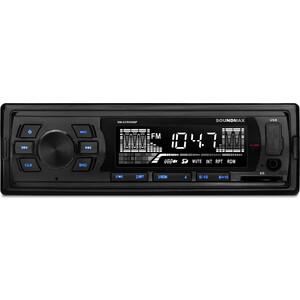 Автомагнитола Soundmax SM-CCR3055F 1DIN