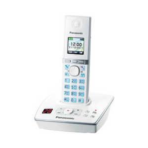 Радиотелефон Panasonic KX-TG8061RUW радиотелефон panasonic kx tg8061ruw