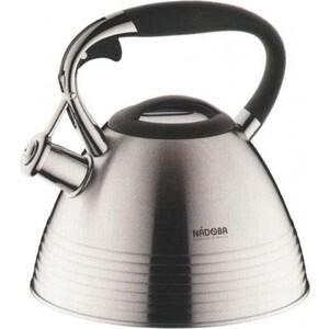 Чайник со свистком Nadoba Zelda 3,0 л (731301)
