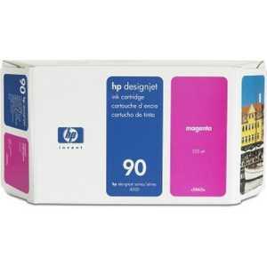 Картридж HP 90 400ml magenta (C5063A)