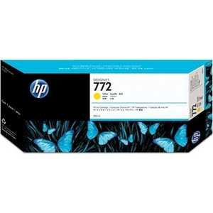 Картридж HP 772 300ml yellow (CN630A)