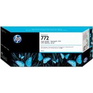 Картридж HP 772 300ml Black (CN633A) hp 772 cn630a yellow