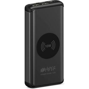 Внешний аккумулятор Hiper NANO X2 Li-Pol 20000mAh grey
