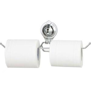 Держатель для туалетной бумаги Sakura 2 рулонов присоске (UI-3002)