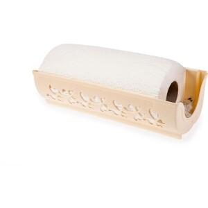 Держатель для бумажных полотенец Berossi Fly слоновая кость (АС 18233000)