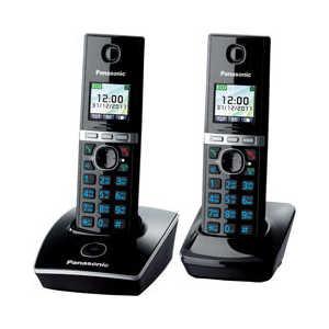 Радиотелефон Panasonic KX-TG8052RUB радиотелефон