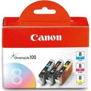 Canon CLI-8 C/M/Y (0621B029)