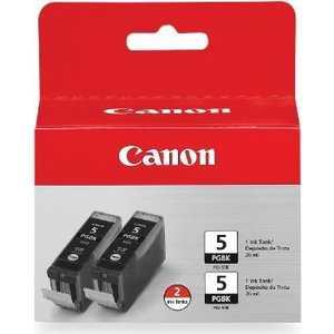 Картридж Canon PGI-5BK Twin Pack Black (0628B030)