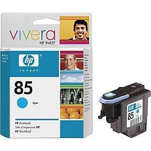 Печатающая головка HP 85 cyan (C9420A) цены онлайн
