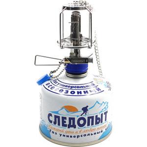 Светильник газовый Следопыт Светлячок, пьезо, стекл.
